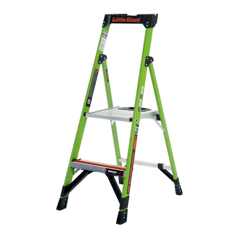 Little Giant Ladder Systems 4 Ft Mightylite Type Ia 15364
