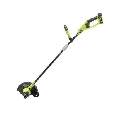 9 in. 24-Volt Lithium-Ion Cordless Edger
