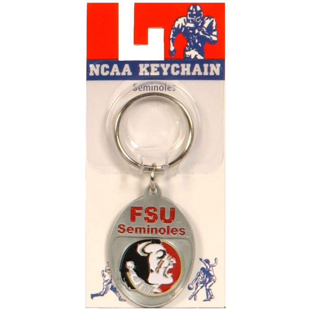 Florida State Seminoles College Key Chain