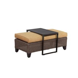 Ottoman Coffee Table Combo.Ottoman Table Combo