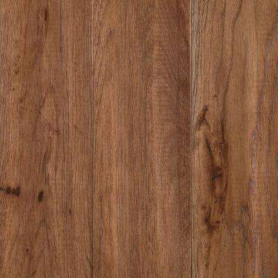 Yorkville Tanned Hickory 3/4 in. Thick x 5 in. Wide x Random Length Solid Hardwood Flooring (19 sq. ft. / case)