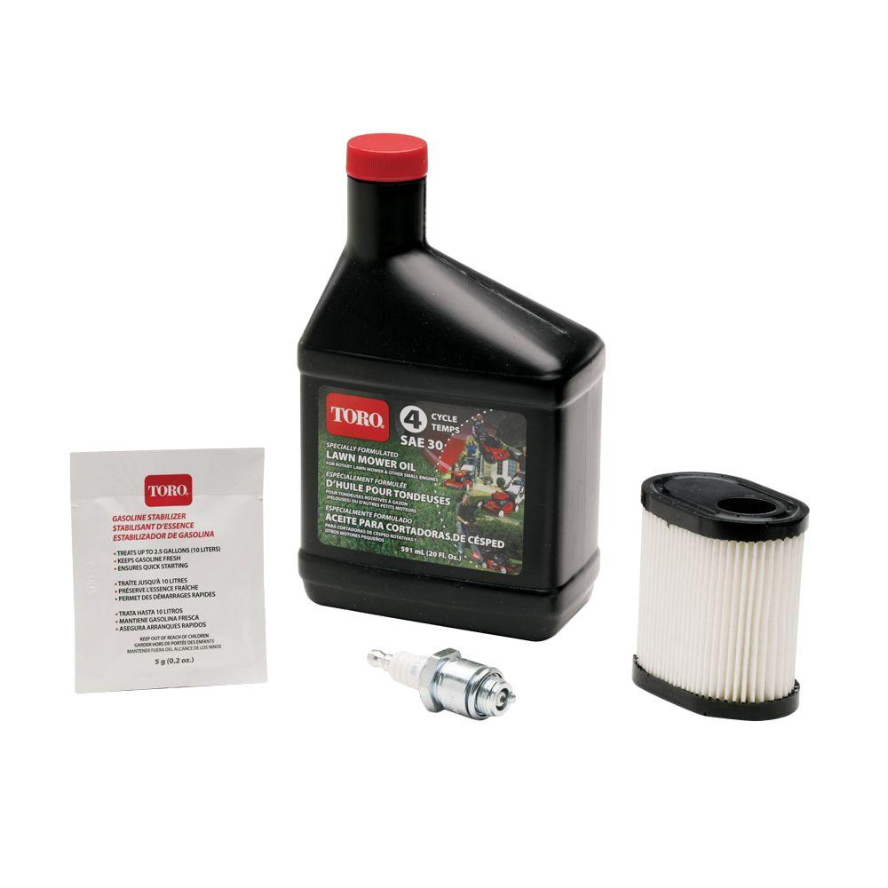 Toro Walk-Behind Power Mower Tune-Up Maintenance Kit for Tecumseh Engines