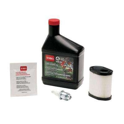 Walk-Behind Power Mower Tune-Up Maintenance Kit for Tecumseh Engines