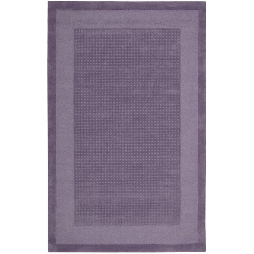 Nourison Westport Purple 3 ft. 6 in. x 5 ft. 6 in. Area Rug