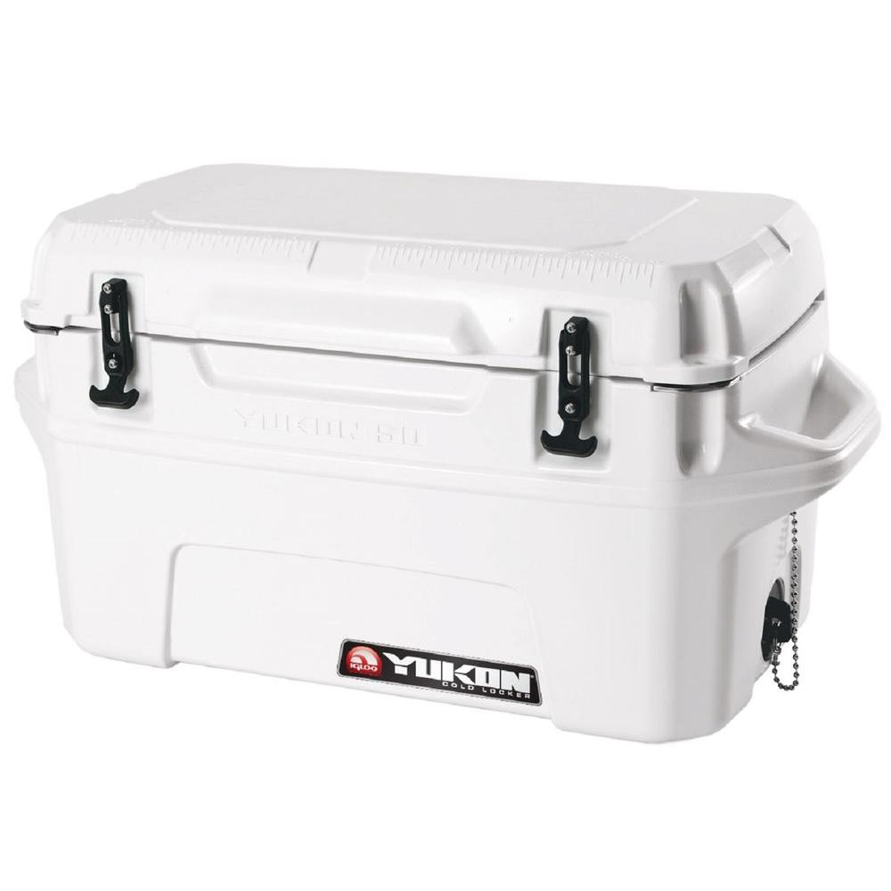 Yukon 50 Qt. Cooler with Built-In Drainage Dispenser