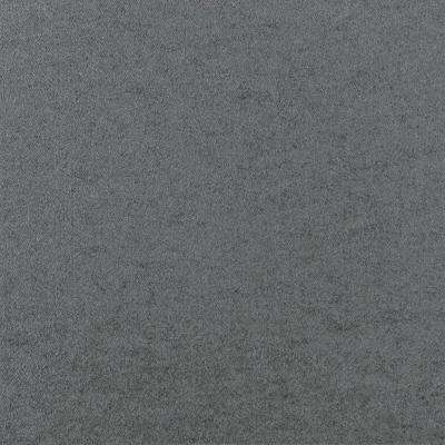 Fedora Flannel Texture 19.7 in. x 19.7 in. Carpet Tile (6 Tiles/Case)