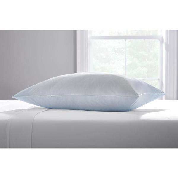 Home Decorators Collection Every Position Cooling Down Alternative Jumbo Pillow Hom500pi00j The Home Depot