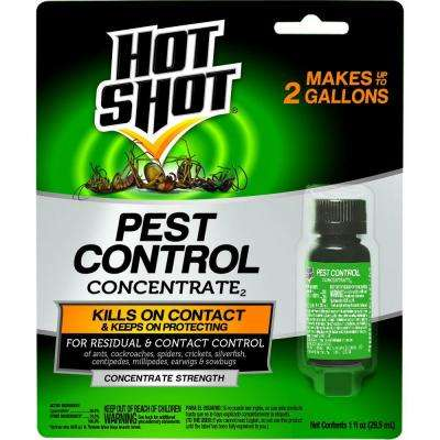1 oz. Concentrate Home Pest Control