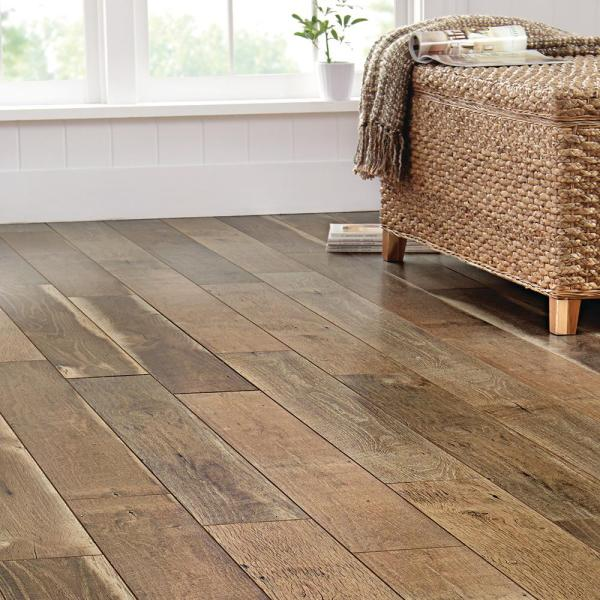 Trafficmaster Ann Arbor Oak 8 Mm Thick, How Much Is Laminate Flooring At Home Depot