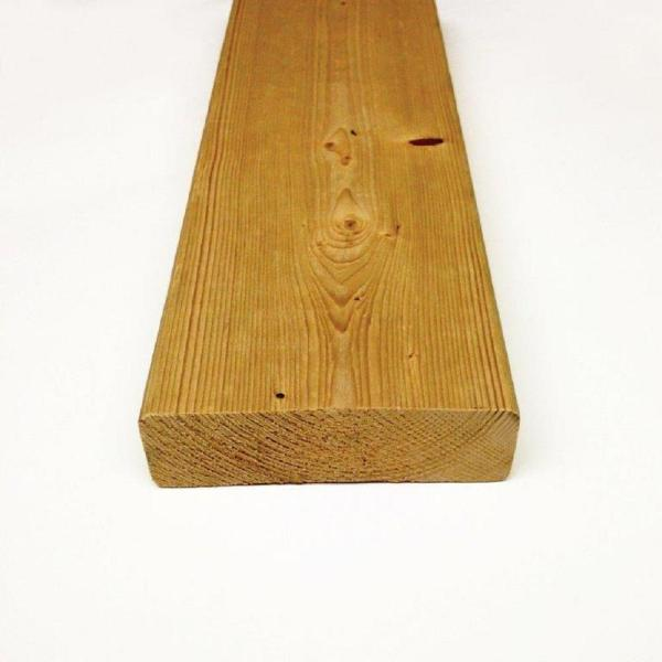 2 in. x 4 in x 12 ft. #2 and Prime Doug Fir Lumber