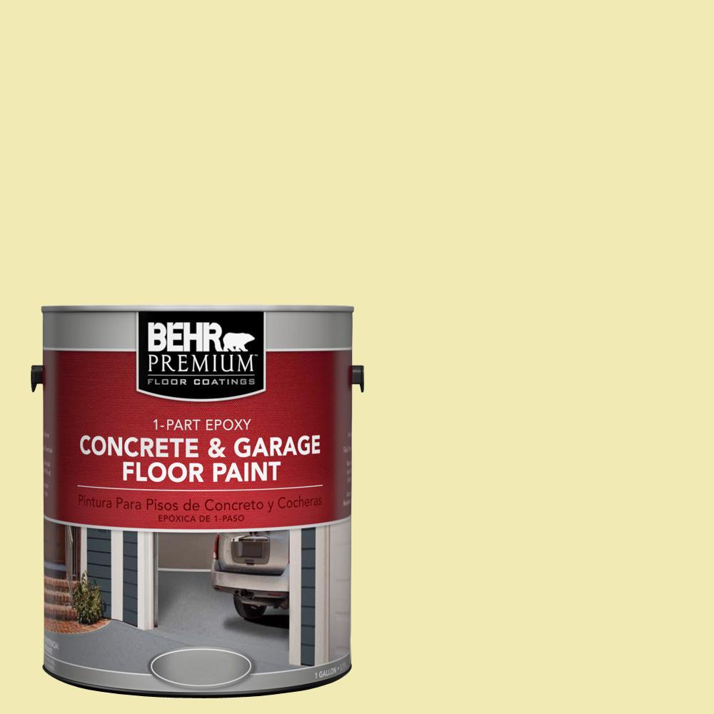 1 Gal. #P340-2 Invigorating 1-Part Epoxy Concrete and Garage Floor Paint