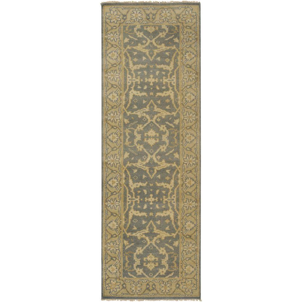 Annei Slate 2 ft. 6 in. x 8 ft. Indoor Rug