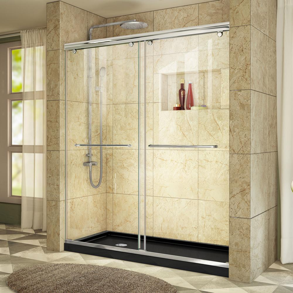 Charisma 36 In. X 60 In. X 78.75 In. Shower Kit
