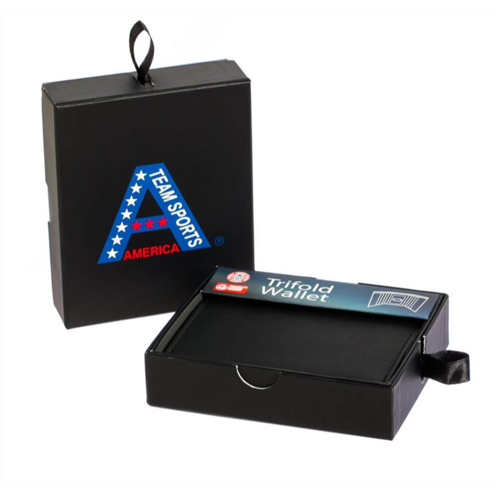 Team Sports America Boston Bruins Tri-Fold Wallet