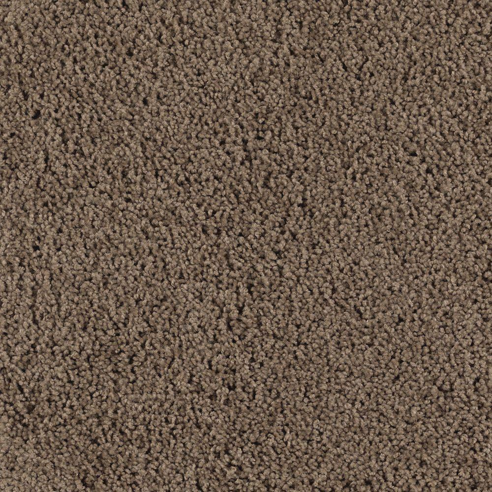 Lifeproof Ballet Ribbon Color Coffee Texture 12 Ft Carpet