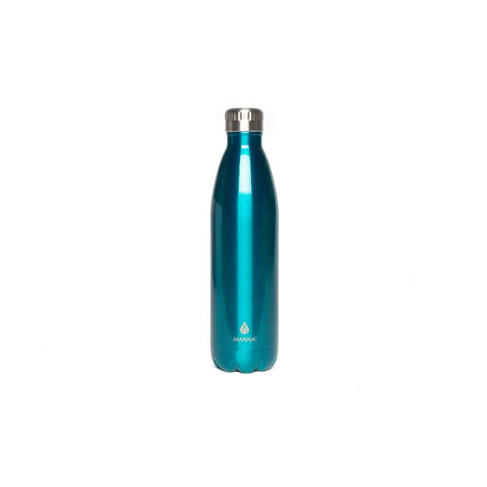 bbb669c127 Manna Vogue 25 oz. Stainless Steel Vacuum Insulated Bottle HD21019 - The Home  Depot