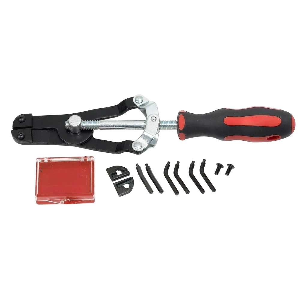 GearWrench Heavy-Duty Combination Snap Ring Pliers