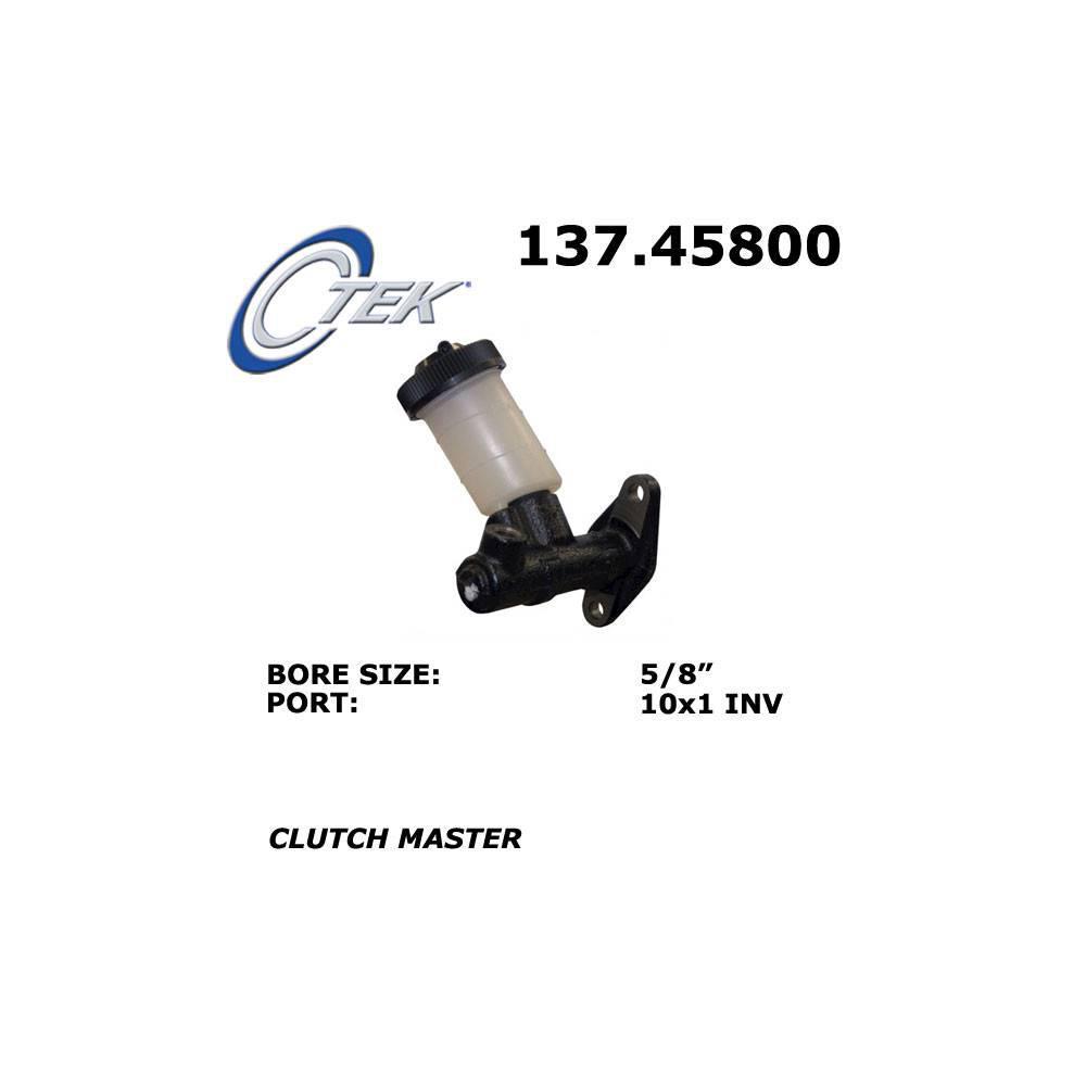 Clutch Master Cylinder-Premium Preferred Centric 136.65028