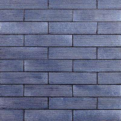 Weston Ridge Light Blue 2 in. x 9 in. 11mm Glazed Clay Subway Wall Tile (33-piece 5.64 sq. ft. / box)