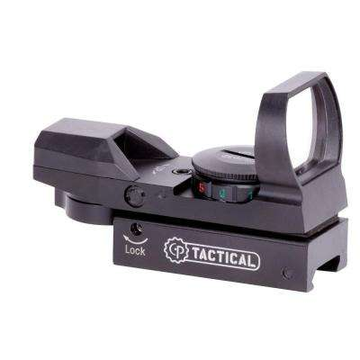 CenterPoint 32 mm Open Reflex Red/Green Dot Sight with Picatinny Mount
