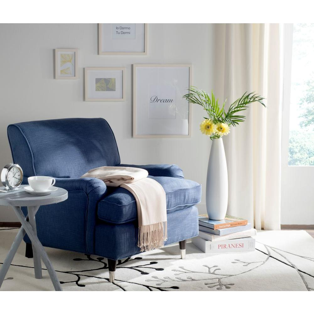 Blue - Chairs - Living Room Furniture - The Home Depot