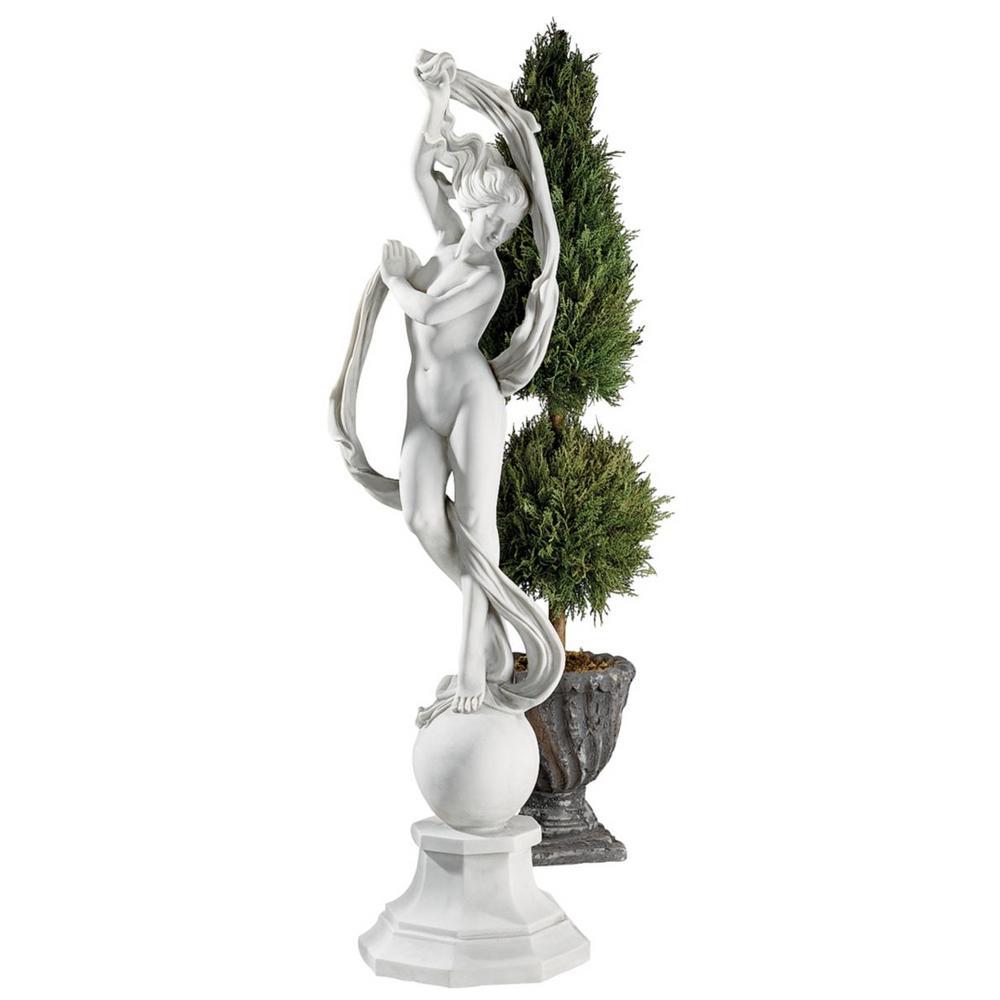 37.5 in. H Goddess Aurora Gallery Statue