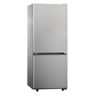 10.2 cu. ft. Bottom Freezer Refrigerator in Stainless Steel
