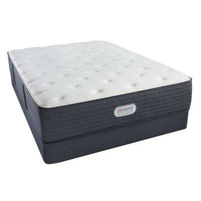 Platinum Spring Grove Plush King Mattress Set