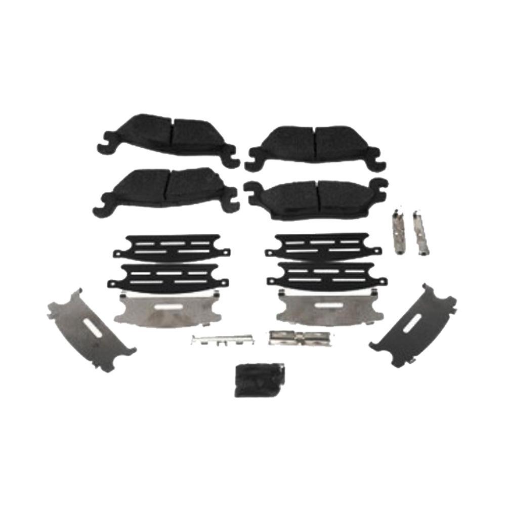 Disc Brake Pad Set Rear ACDelco GM Original Equipment 171-0976
