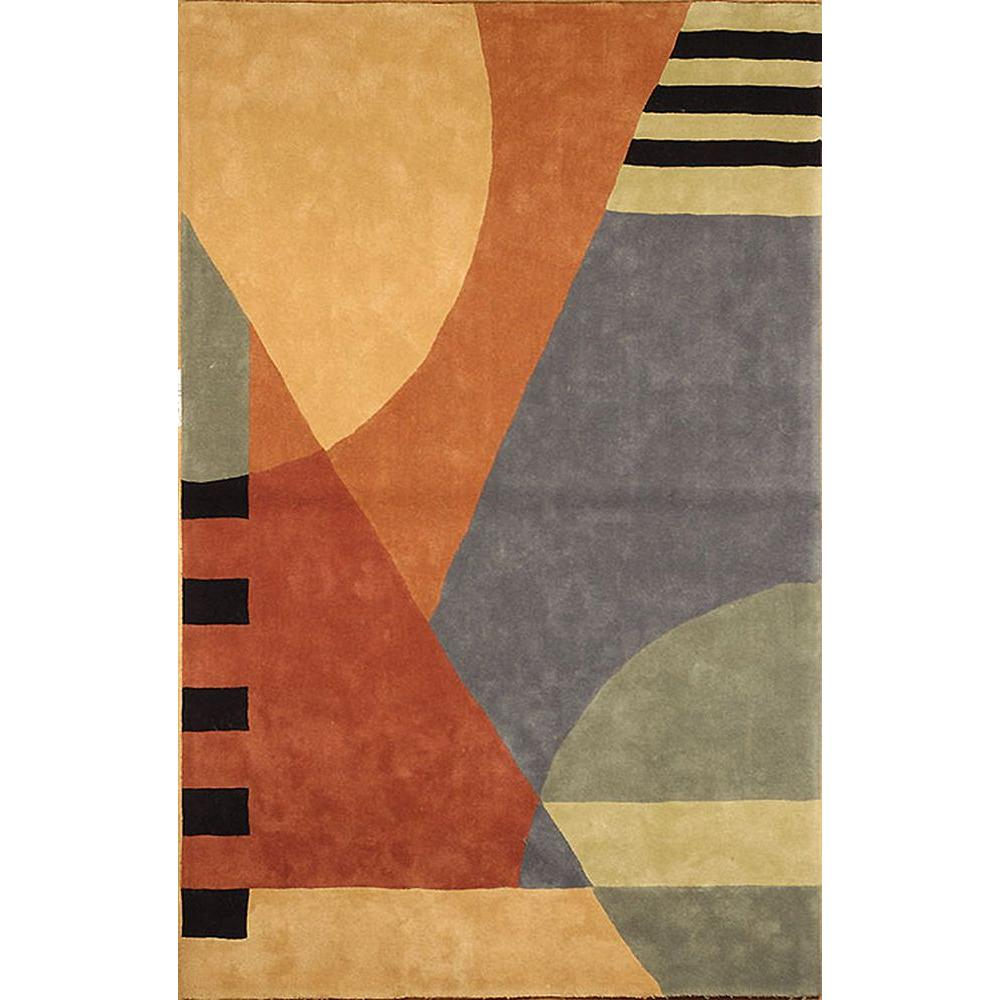 Safavieh Rodeo Drive Gold 5 ft. x 8 ft. Area Rug