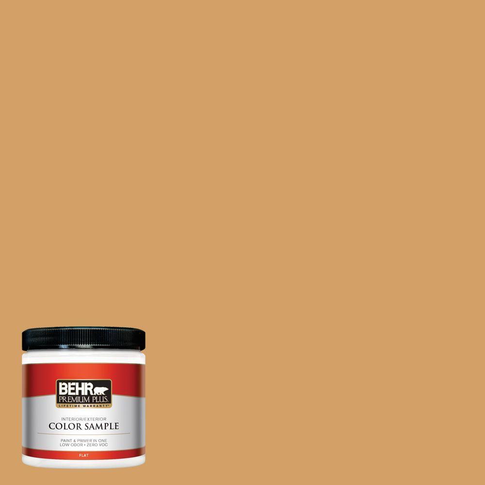 8 oz. #300D-5 Desert Caravan Interior/Exterior Paint Sample