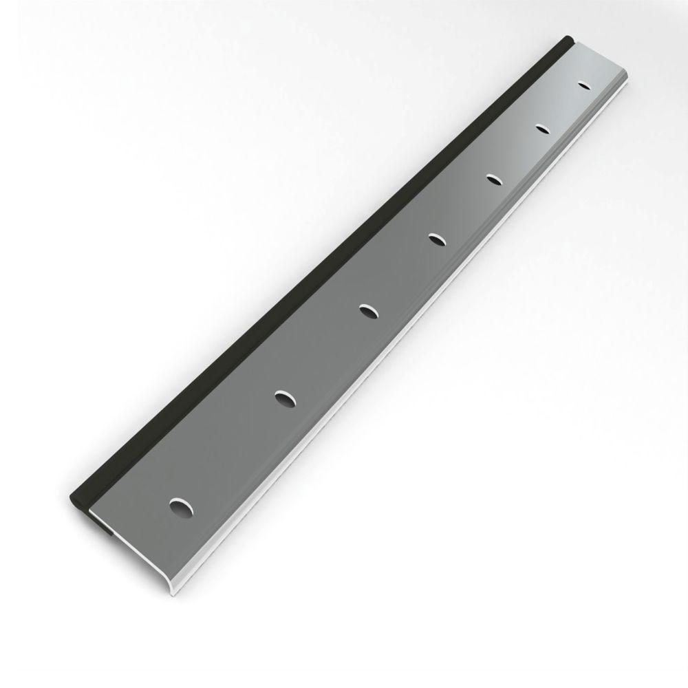 null 36 in. x 84 in. Screw in Door Perimeter Seal Heavy Duty for Doors