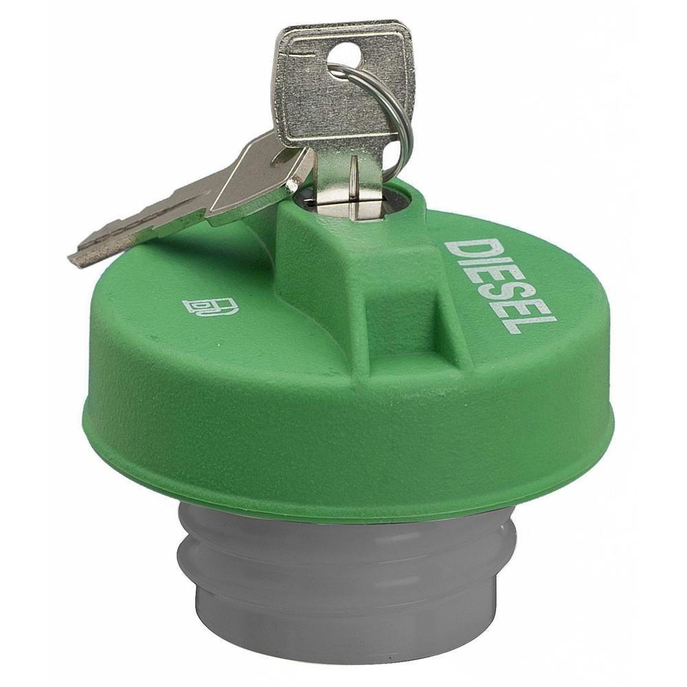 Regular Diesel Only Keyed Alike Fuel Cap