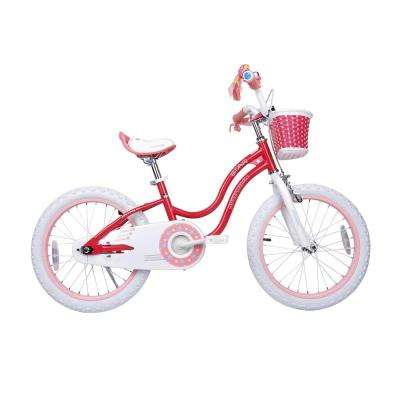 Stargirl 18 in. Pink Kids Bicycle