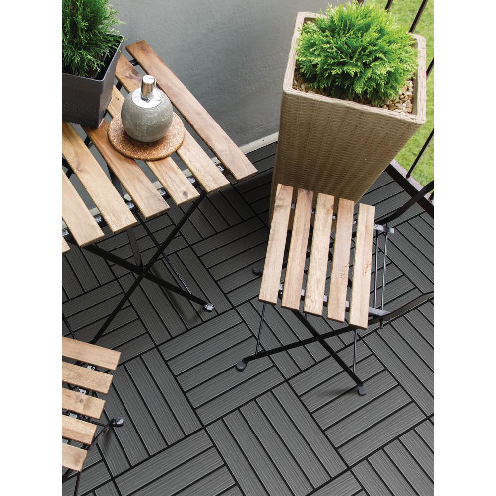 1 Ft X Premium Polymer Deck Tile