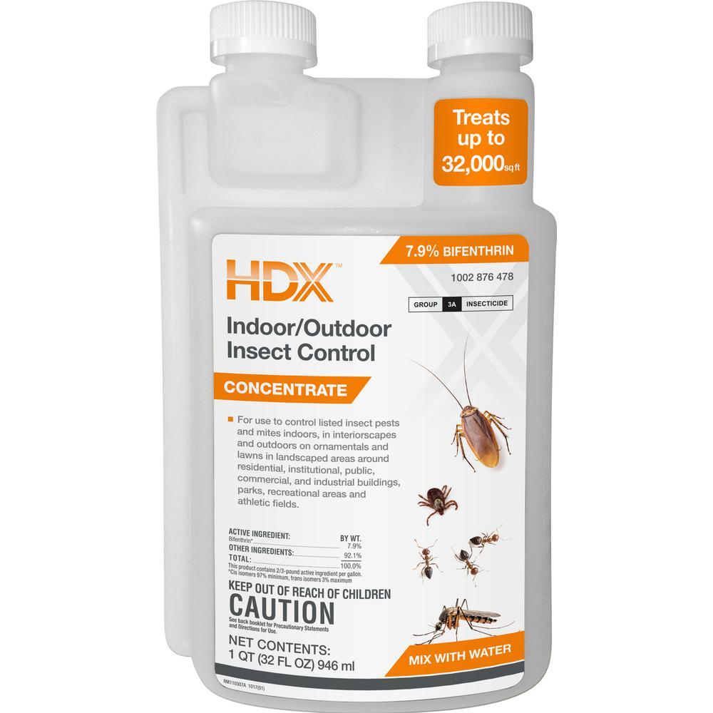 32 oz. Indoor/Outdoor Insect Control