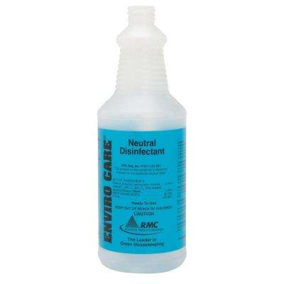 32 oz. Disinfectant Bottle