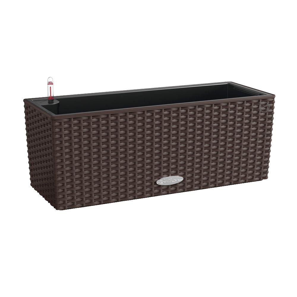 Lechuza Trend Balconera Cottage 20 in. x 7 in. Rectangle ...