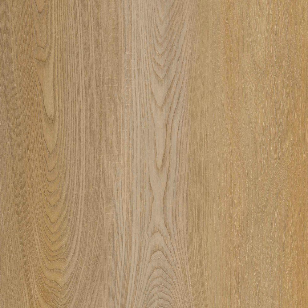 Take Home Sample - Brown Ash Luxury Vinyl Flooring - 4 in. x 4 in.