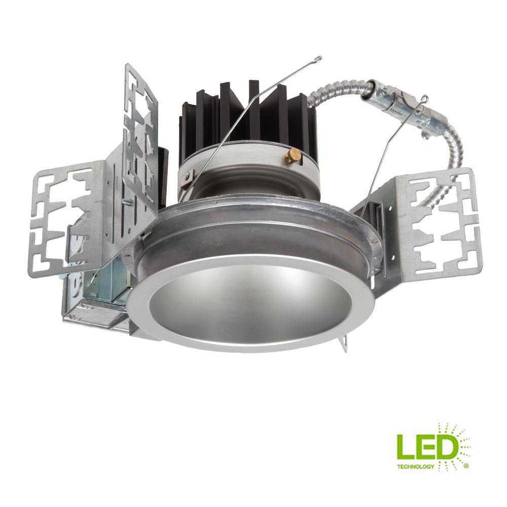 Portfolio LD6B 6 in. Integrated LED Recessed Ceiling Light Fixture ...