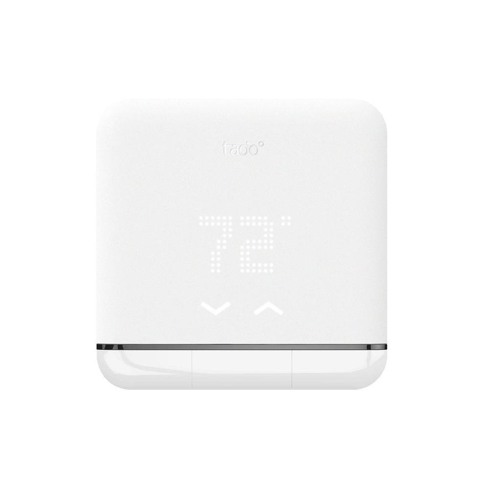 Tado Smart AC Control Programmable Air Conditioner Controller Compatible with iOS and Android