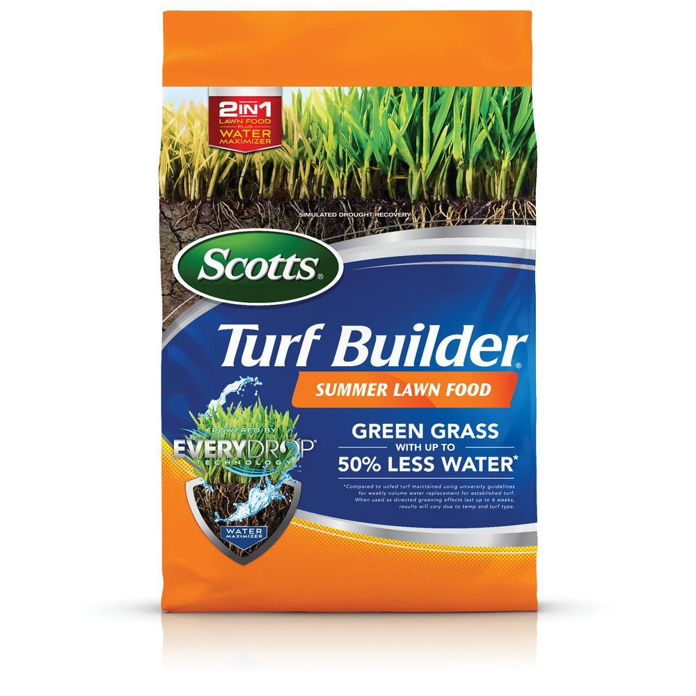Turf Builder 28 lb. 12,000 sq. ft. Summer Lawn Fertilizer