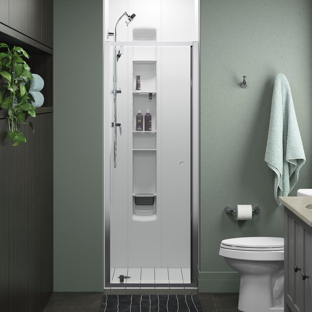 Sterling Frameless Shower Doors Showers The Home Depot