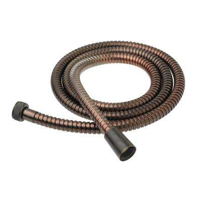 Metal 59 in. Shower Hose in Oil Rubbed Bronze