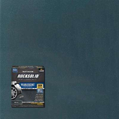 76 oz. Pearlescent Smokey Blue Garage Floor Kit