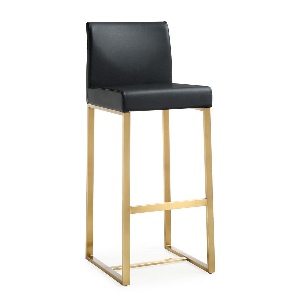 Tov Furniture Denmark 41 3 In Black And Gold Steel