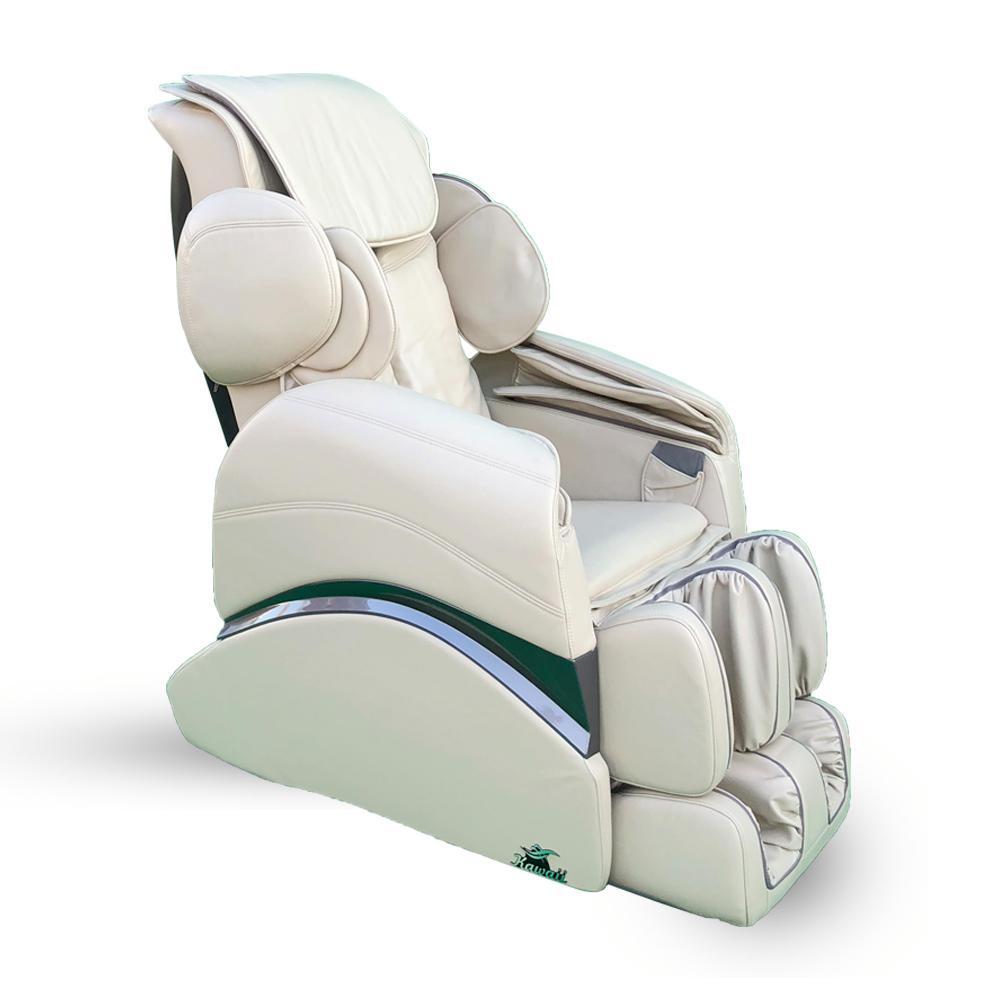 Kawaii Beige Massage Chair