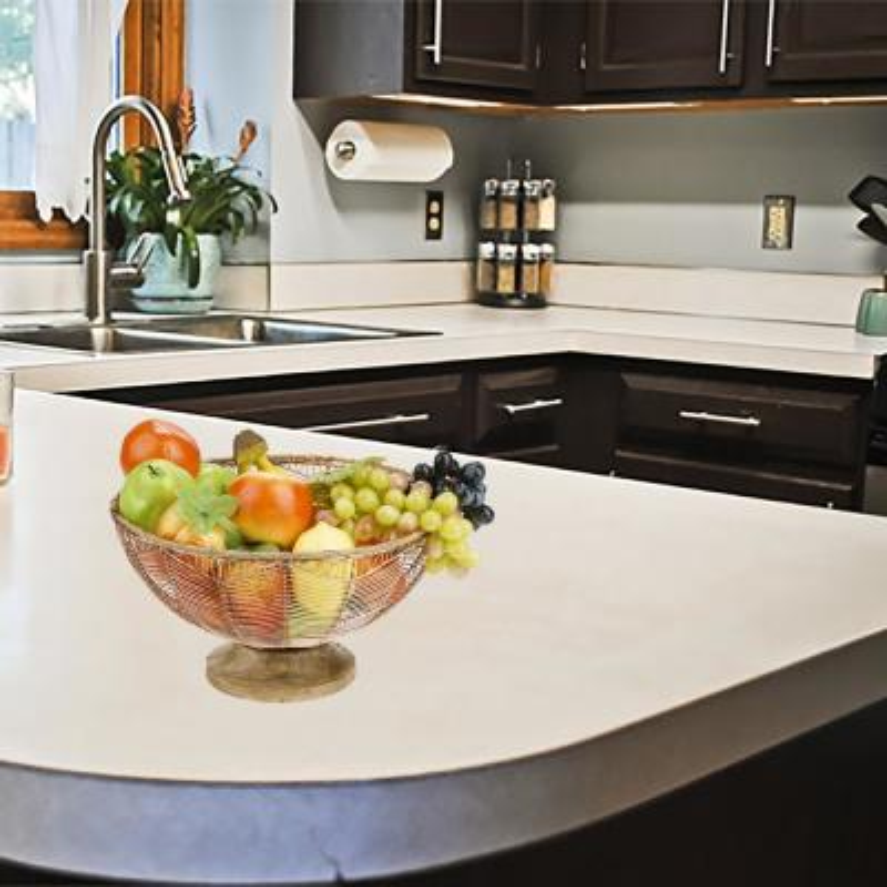 Steel Fruit and Vegetables Storage Basket in Rose Gold