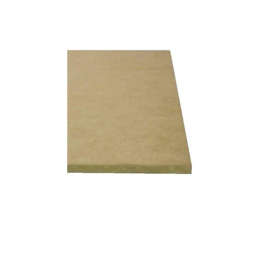 1 In X 8 In X 16 Ft Miratec Trim Mdf Board 2313040
