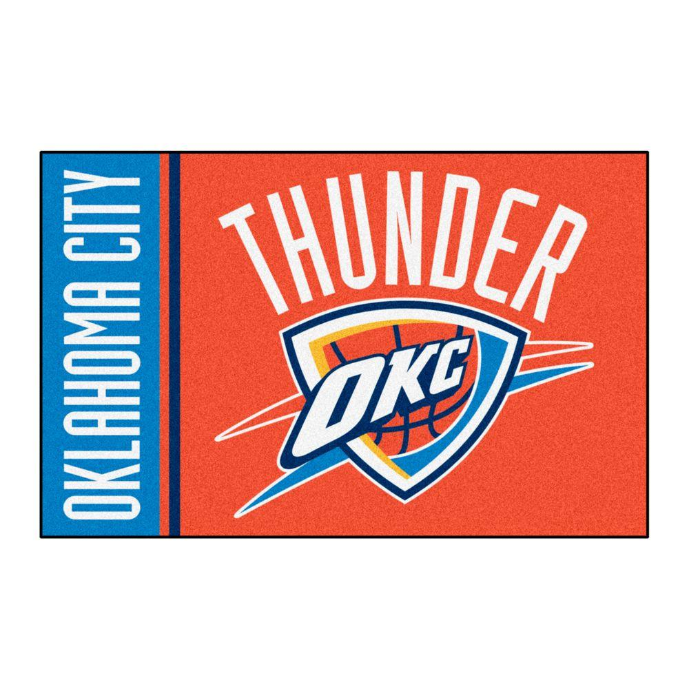 Oklahoma City Thunder Room Decor